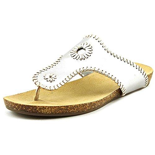 dr-scholls-ridley-femmes-us-85-argente-sandale