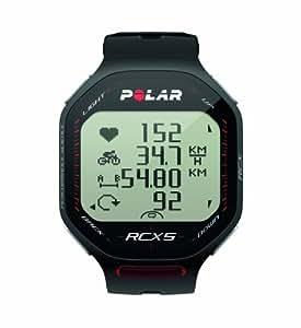 POLAR RCX5 Bike 90038892 Cardiofréquencemètre vélo Noir