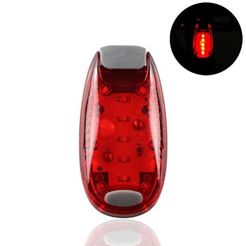Multifunktionale LED Sicherheitsleuchte Runner Aufkleber mit Warnlicht, rot