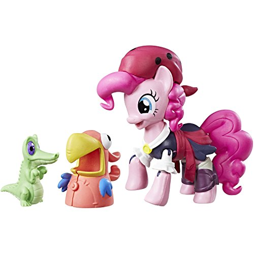 My Little Pony The Movie Guardians of Harmony Pinkie Pie Pirate ()