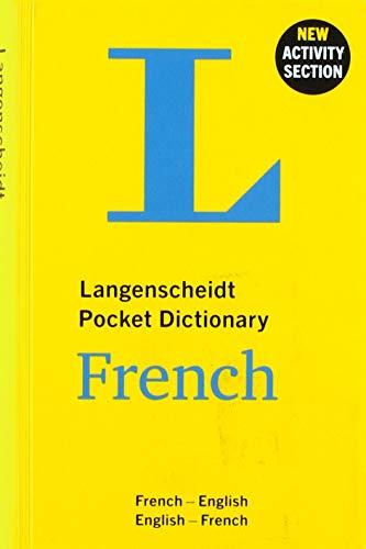 Dictionary French: Französisch-Englisch/Englisch-Französisch (Langenscheidt Pocket Dictionaries) ()