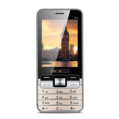 Für Menschen ältere Handys (Kivors® Smartphone Kivors Seniorenhandy T1 Dual SIM Mobile mit beleuchteten Tasten und SD-Karten Erweiterungsfunktionen für ältere Menschen)