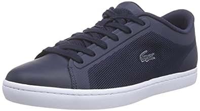 Damen Lenglen 216 1 Sneakers, Blau (Nvy 003), 37.5 EU Lacoste