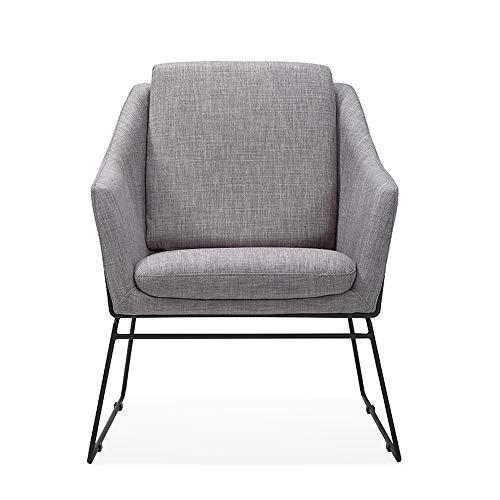 Moderne Nordische Designer Casual New York Sessel Sofa Stuhl Stoff Bequeme Liege -