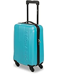 Leonardo Koffer Reisegepäck Trolley Handgepäck Hardschale Boardcase 34 x 21,5 x 46 cm