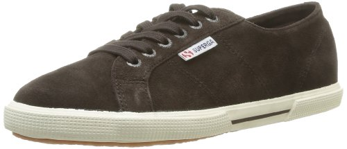 Superga  2950 Sueu,  Sneaker unisex adulto Marrone (Marron (Dark Chocolate))