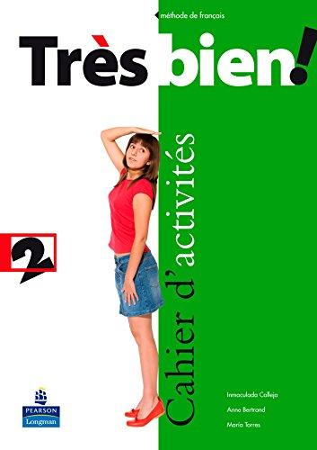 Très bien ! 2 cahier d'activités pack (français) (Tres Bien!) - 9788498372229