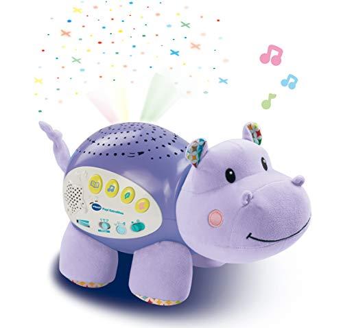Vtech Baby 80-180922-Popi Estrellitas, Projector, Music, Purple