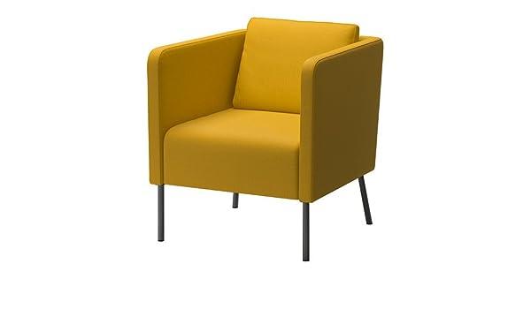 Ikea ekero fauteuil skiftebo jaune amazon cuisine maison