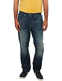 Levis Signature Export Surplus with Out Label & mrp Tags Men's Stretchable Regular Straight fit Jeans