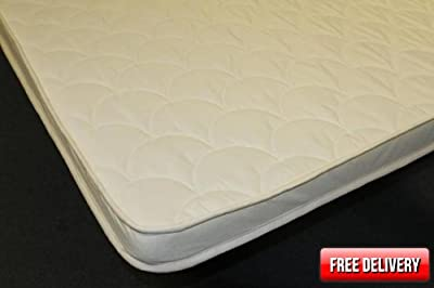 Replacement foam sofabed bed sette mattress. Metal action sofa matress.Small double