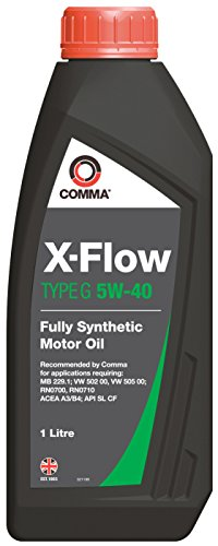 comma-xfg1l-1l-x-flow-type-g-fully-synthetic-5w40-motor-oil