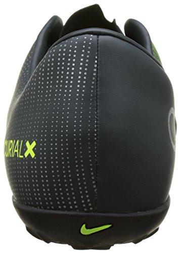 Nike 852530-376, Chaussures de Football Homme Vert (Algen/hasta/weiß/volt)