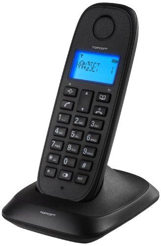 Topcom TE-5730 schnurloses DECT-Telefon schwarz