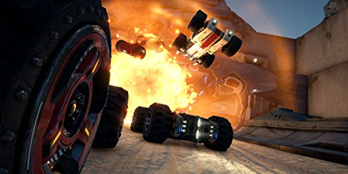 GRIP Combat Racing  galerija