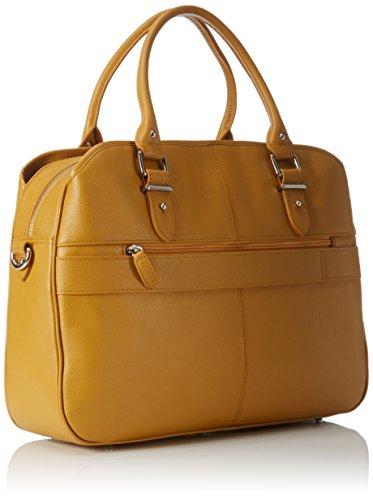 Picard Damen Busy Shopper, 39x31x11 cm Gelb (Sonne)