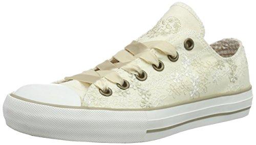 Krüger Madl Damen Sneaker Pearl Sneakers Beige (ecru 2)