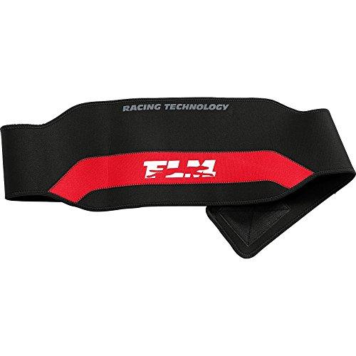 FLM Racing Nierengurt schwarz 3XL