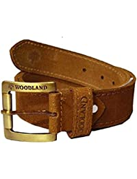 WOODLAND CASUAL GENUIEN LEATHER BELT SIZE 36