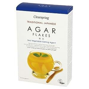 Clearspring Agar Flakes, 28g