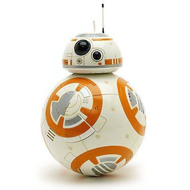 Muñeco con voz interactivo BB-8, Star Wars