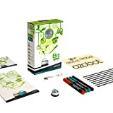 Ozobot Bit Starter Pack, Robot, color Blanco (Crystal White)