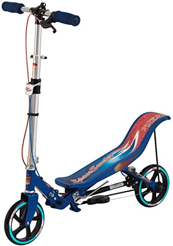Scoter-motor (Space Scooter X580 - Blue)
