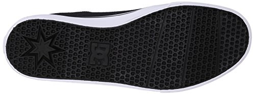 DC Shoes Trase Tx, Baskets mode homme Gris/noir