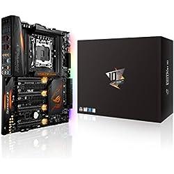 Asus 90MB0Q00-M0EAY0 ROG Rampage V Edition 10 Scheda Madre, Socket 2011-V3, X99