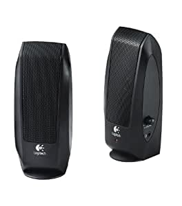Logitech OEM S120 Black Speakers (2.0)