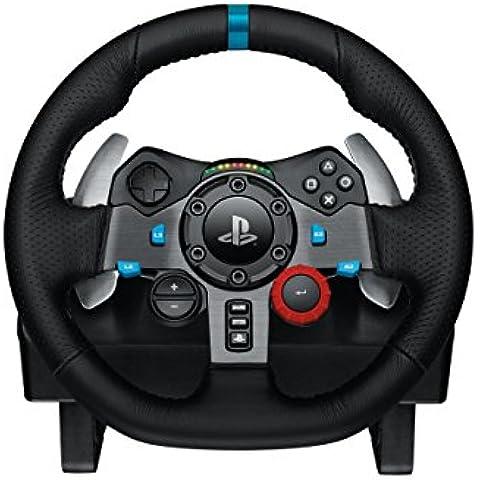 Logitech G29 Driving Force Volante da Corsa, per Playstation 3 e 4