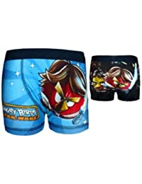 Boys Boxershorts Boxers Underwear Cotton Character Wear Gift 1pk (RRP £7.99 HERE ONLY £3.99!!)