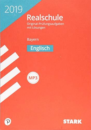 Abschlussprüfung Realschule Bayern - Englisch mit MP3-CD: Ausgabe mit CD