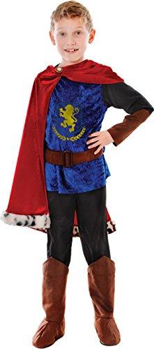 Kinder Buch Woche Karibik glänzend Pirate Girl Kostüm Fancy Kleid Party Outfit UK Gr. 3-4 Jahre, Mehrfarbig - Multi
