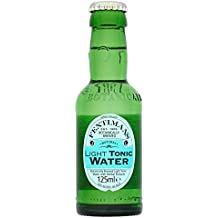 ( 24 Pack ) Fentimans Botanically Brewed Natural Light Tonic Water 125ml