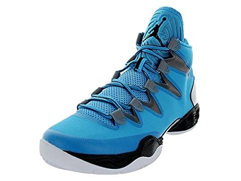 Nike Jordan pour homme Air Jordan Xx8SE DK Pwdr Bleu/blanc/CL GRY/BLK Basketball Chaussures 11Hommes US