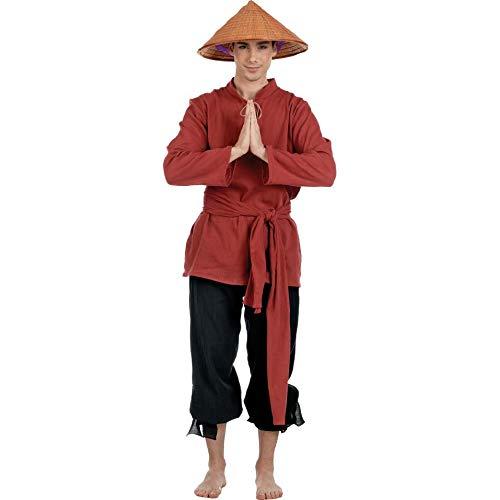 Limit Sport Chinesisch Jumin-Kostüm für Erwachsene, Größe M (ma655)