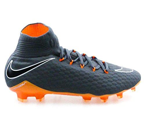 hot sale online 27852 5f307 Nike Phantom 3 Pro DF FG, Chaussures de Fitness Homme, Multicolore (Dark  Grey