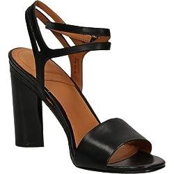 What For , Damen Pumps schwarz schwarz, schwarz - schwarz - Größe: 36