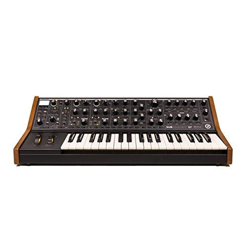 Modelo Subsequent 37 - El mejor sintetizador analógico Moog