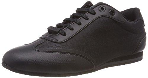 BOSS Lighter_lowp_Logo, Zapatillas para Hombre, Negro (Black 001), 42 EU