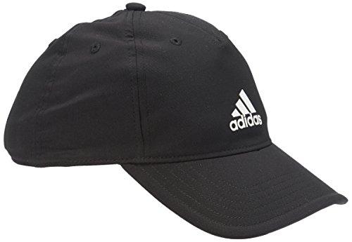 adidas, Cappellino Donna Climalite, Nero (Black/White), Taglia unica