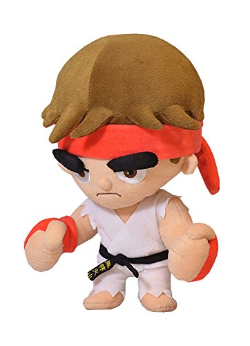 "Gaming Heads Street Fighter: Ryu 12"" Plush"