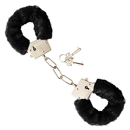 WIDMANN - Handschellen mit Plüsch