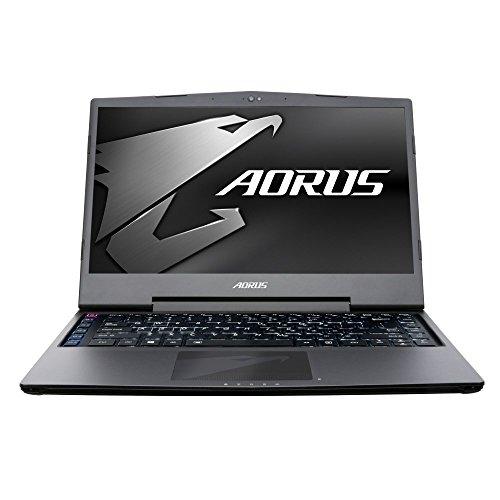 Aorus X3 Plus v7-CF1 13 9-Inch Notebook -  Black   Intel i7 7820HK  16 GB DDR4 RAM  512 GB SDD  NVIDIA GeForce GTX 1060 GDDR5 6 GB Graphics Card  Wind