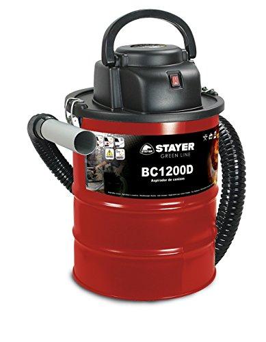 Stayer 11997 Aspirador de Ceniza, 230 V, Rojo