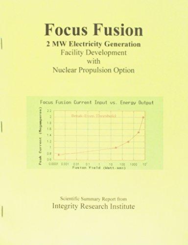 Focus Fusion Report -
