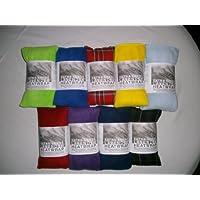 Fleece-Tuch für Mikrowelle, Weizen, Cranberry Red-Size XL-black preisvergleich bei billige-tabletten.eu