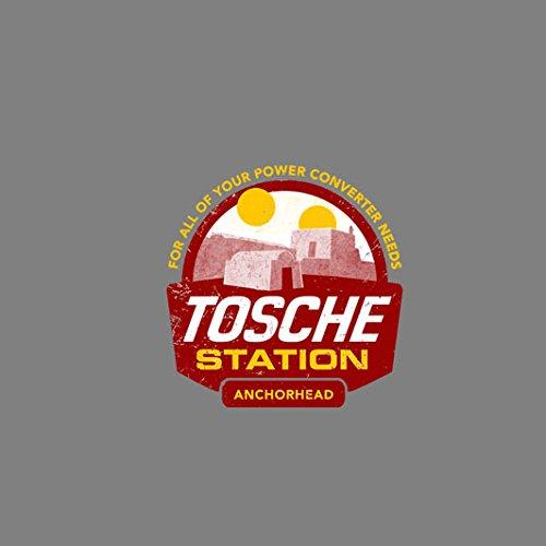 Tosche Station - Stofftasche / Beutel Grau