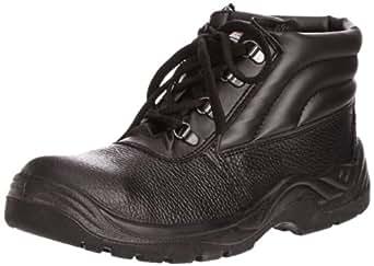 Dickies Men's Redland S1-P Safety Boots FA23330 Black 3 UK, 36 EU Regular